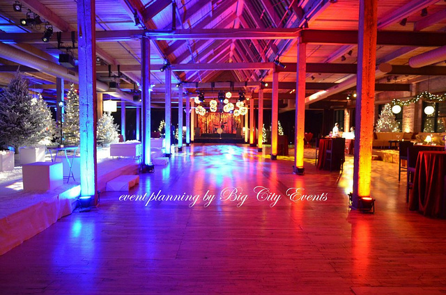 Be Sure To Check Out Bridgeport Art Center S Skyline Loft When Planning For Your Next Unforgettable Celebration