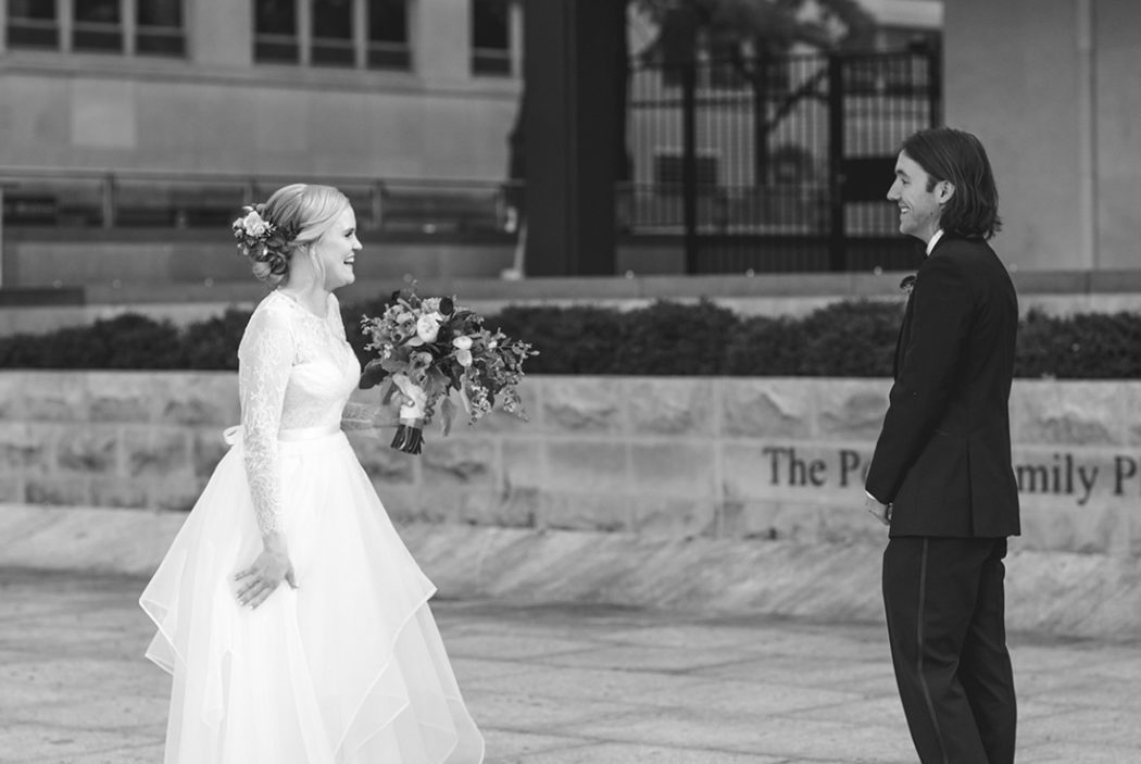 Y + B Wedding Photo By: Beth Laurren Photography
