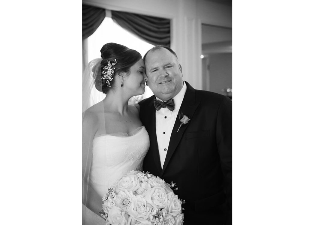 J + M Wedding Photo By: Riverbend Studio