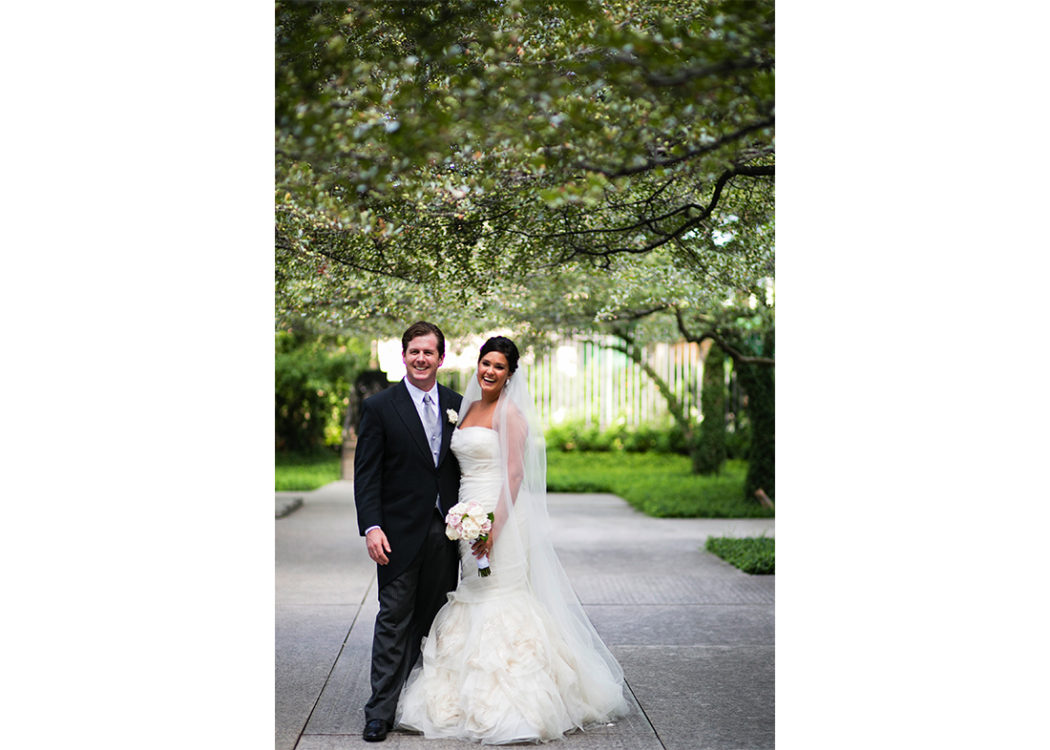A + J Wedding Photo By: Riverbend Studio