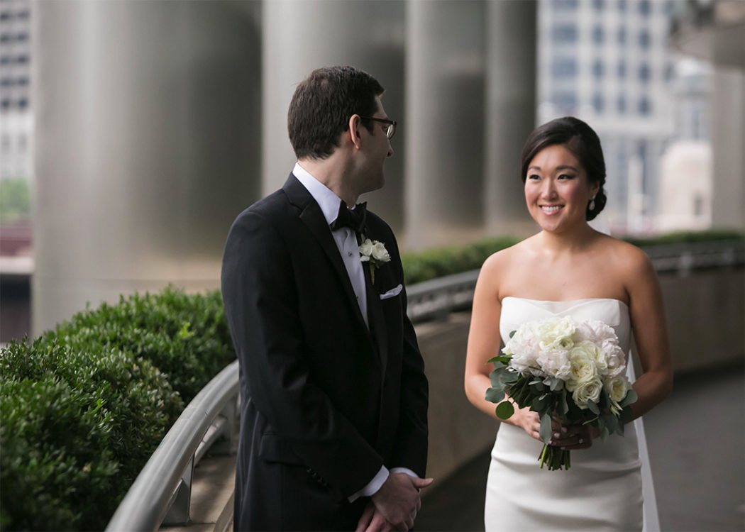 Y + M Wedding Photo By: Riverbend Studio