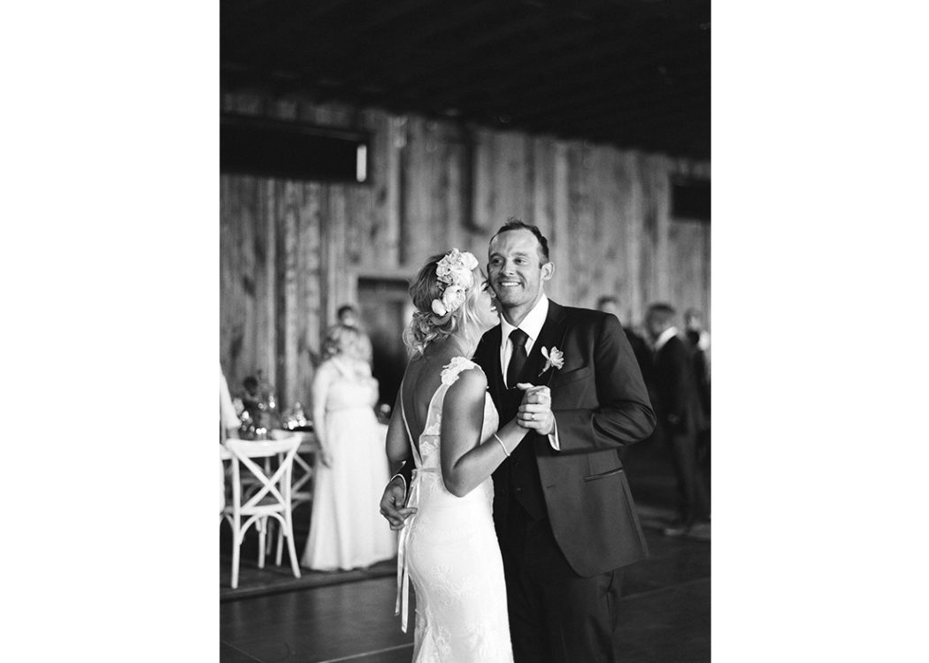 M + T Wedding Photo By: Amanda Crean Photographers