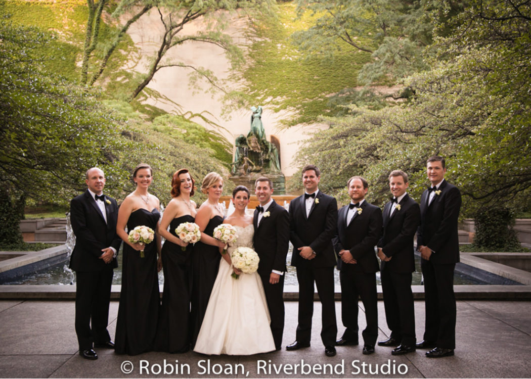E + D Wedding Photo By: Riverbend Studio