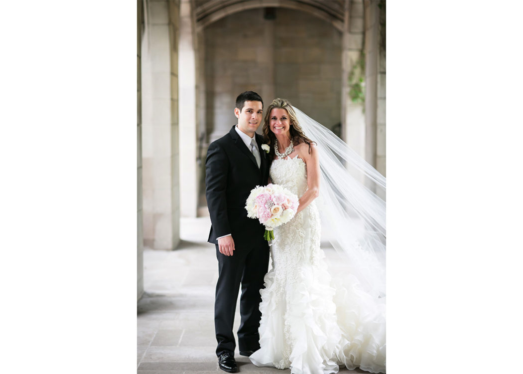 L + L Wedding Photo By: Riverbend Studio