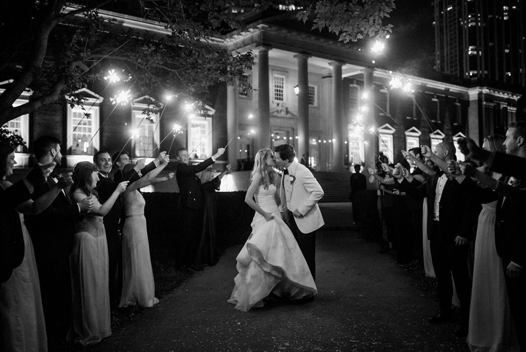 L + H Wedding Photo By: Allori Photography