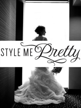 Style Me Pretty – Chicago Wedding at the Chicago Cultural Center