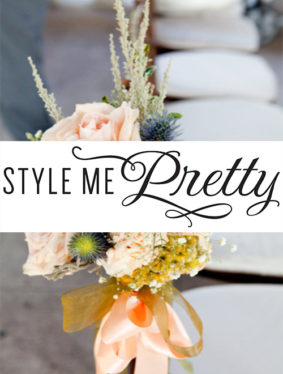 Style Me Pretty – Columbus Park Refectory Wedding