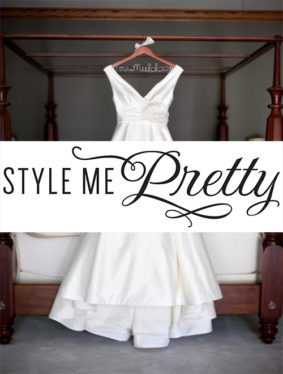 Style Me Pretty – Cuneo Mansion Wedding