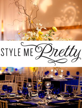 Style Me Pretty – Ivy Room at Tree Studios