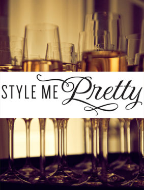 Style Me Pretty – New Years Eve Wedding at the Chicago History Museum