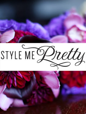Style Me Pretty – University Club of Chicago Wedding