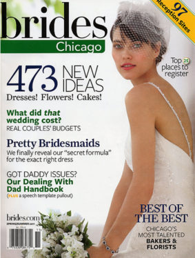 Chitra - Brides Chicago spring/summer 2011