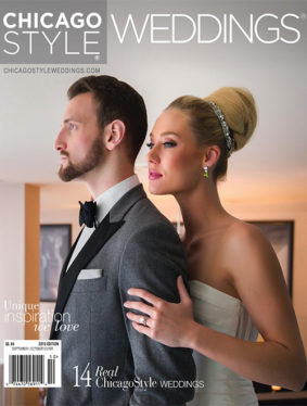 Designers Challenge - Chicago Style Wedding 2015