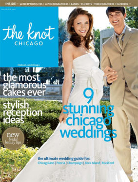 Jennifer & Craig - The Knot fall/winter 2008