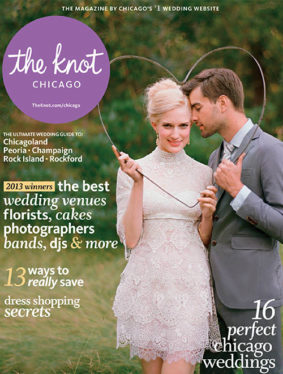 Kretchmar + Adrianna(Design Inspiration) + Bucciferro - The Knot 2013