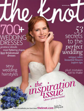 Kelly & Mark - The Knot National fall 2011