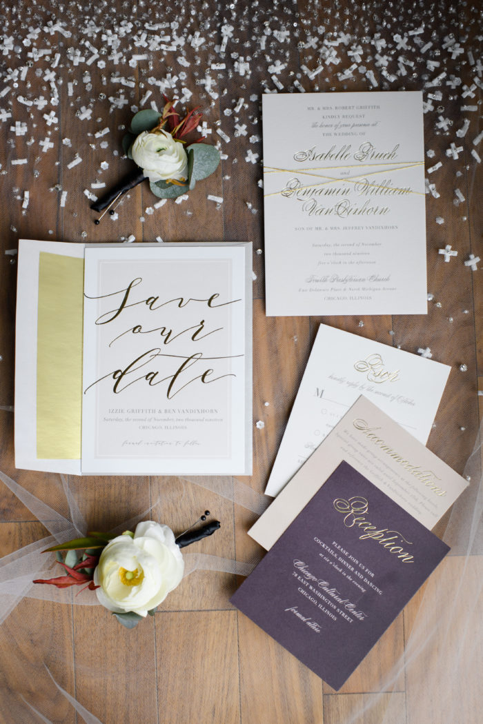 I + B Wedding Photo By: Studio This Is