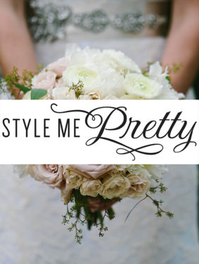 "Style Me Pretty - ""Bachelor Pad 2 Winner Ties the Knot in Chicago"