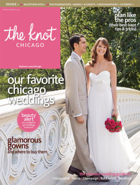 Esther & Jay - The Knot spring/summer 2009